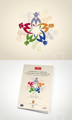 The Economist -   La Región en el Corazón de la Unión Europea  - www.versal.net • Diseño Gráfico • Identidad Visual Corporativa • Publicidad • Diseño Páginas Web • Ilustración • Graphic Design • Corporate Identity • Advertising • Web Pages • Illustration • Logo