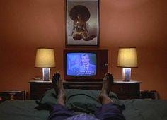 1980, The Shining. Prod. Des. Roy Walker