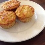 Savory Quinoa Cheese Muffins | Healthy Mama Info