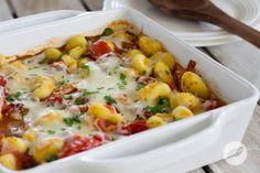 Wildtree's Gnocchi Tomato BakeRecipe -- order at MyWildtree.com/HeatherCole