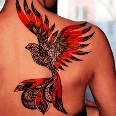 29 Amazing Phoenix Tattoo Ideas You Will Enjoy Tattoos Amazing Enjoy Ideas Phoenix Tattoo Tattoos Back Tattoos, Sexy Tattoos, Unique Tattoos, Body Art Tattoos, Tribal Tattoos, Small Tattoos, Tattoos For Women, Sleeve Tattoos, Tattoos For Guys