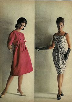 1963 Red Book Fashion