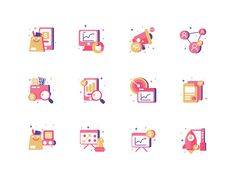 Icons For Torogrowth