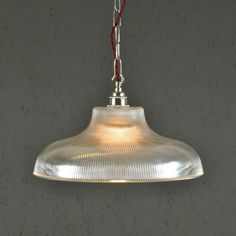 vintage style super prismatic pendant light by artifact lighting | notonthehighstreet.com
