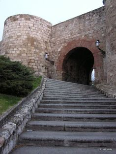 Arco de San Esteban Burgos