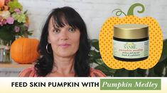 """Find out """"why"""" pumpkin is SO good for your skin. Sandra explains it all! #skincare #pumpkin #skincaretips #skin #beauty Organic Face Products, Organic Skin Care, Vegan Products, Free Products, Organic Pumpkin Seeds, All Things Beauty, Beauty Tips, Exfoliate Face, Organic Aloe Vera"""