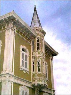 Italian Villas: Villa Ruggeri, Pesaro, Italy