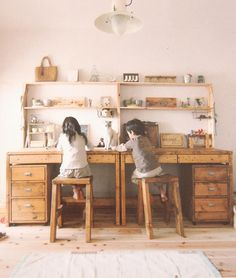 cute study desks