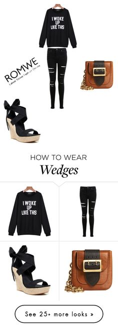 """""""dd"""" by staralways9 on Polyvore featuring Miss Selfridge, UGG Australia and Burberry"""