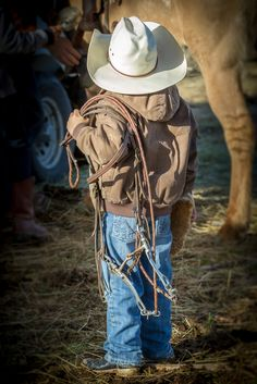 Lil Buckaroo – Lil Buckaroo: This little buckaroo in his beat up cowboy hat is … – Art Of Equitation Little Cowboy, Cowboy Up, Cowboy And Cowgirl, Cowboy Hats, Cowboy Humor, Rodeo Cowboys, Real Cowboys, Country Boys, Country Living