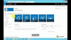 How To Videos - European SharePoint, Office 365 & Azure Conference, Prague, Czech Republic Video Page, Office 365, Prague, Conference, Learning, Videos, Video Clip, Teaching, Studying
