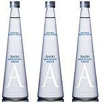 bottled water etiquette
