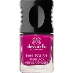 Alessandro 50 Vibrant Fuchsia. Nagellak voor kunst- en natuurlijke nagels.
