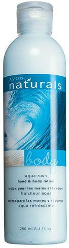 Avon NATURALS Aqua Rush Hand & Body Lotion on shopstyle.com