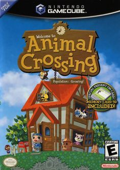 Animal Crossing. @tabitha bryant BEST GAME EVER!!!!