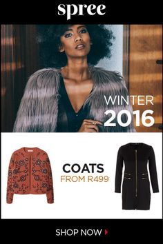 {Elke-sekonde-tel} {Every Second Counts} Online Shopping, Shop Now, Coat, Sewing Coat, Coats, Peacoats