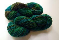How to Kettle Dye Wool Yarn
