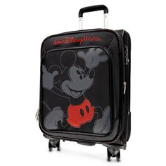 Product Image of Mickey Mouse Timeless Rolling Luggage - 21'' - Walt Disney World # 1