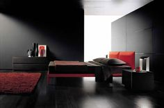 romantic black bedroom Examples Of Romantic And Sexy Bedrooms