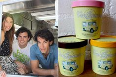NYC's Van Leeuwen Ice Cream Lands a Cookbook Deal