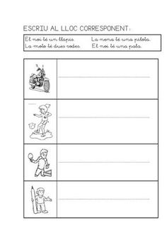 Caaco dos 1314_mt117_r1_comprensio_lectora_1_provisional Valencia, Math Equations, Writing, Reading Comprehension, Reading Comprehension, Phonological Awareness