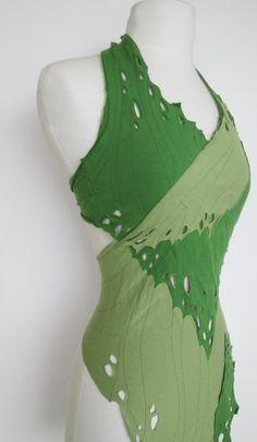 Backless Fairy Top by nolwen.deviantart.com on @deviantART