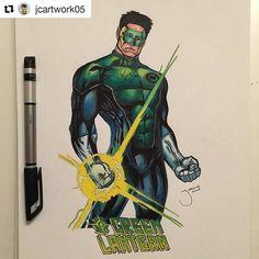 Green lantern . . #greenlantern #dccomics #dc #Draw #Drawing #Art #Fanart #Artist #Illustration #Design #sketch #doodle #tattoo #Arthelp #Anime #Manga #Otaku #Gamer #Nerdy #Nerd #Comic #Geek #Geeky . . Geek drawings gallery.  Use #ArtForGeeks for a chance to be featured  Artist credit