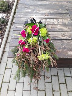 #rustic_flowers #zima, floral design