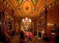Maine Victorian Photos | ... maine attractions landmarks places victoria mansion maine forum