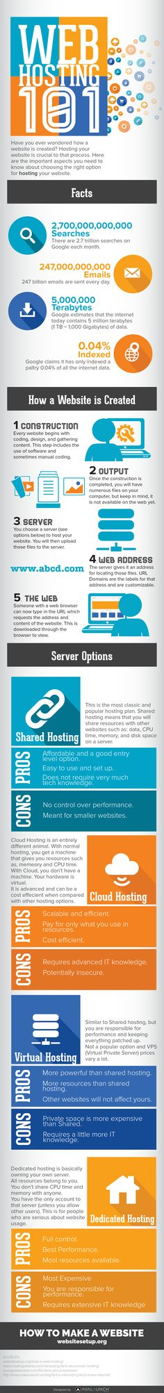 What is Web Hosting? Web Hosting For Dummies