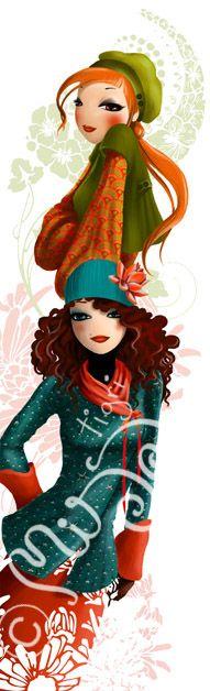Fashion Illustration #ilustraciones