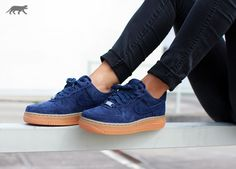 A Suede Nike Air Force 1 Is Always A Great Option • KicksOnFire.com