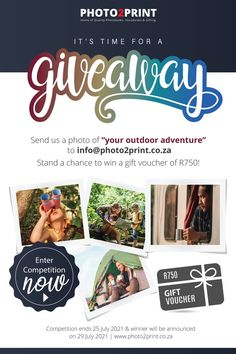 Photo Competition, Gift Vouchers, Photo Book, Adventure, Outdoor, Instagram, Outdoors, Adventure Movies, Outdoor Games