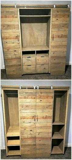 Exciting DIY Pallet Project Ideas | Wood projects | Pinterest