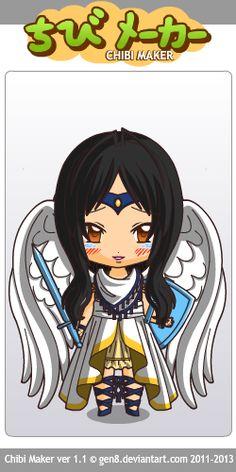 Aphmau/ Irene By: Kawaiibatgirl