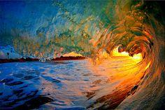 sunset curl