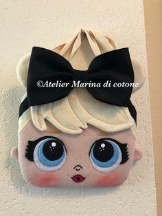 Alice Doll Crafts, Diy Doll, Sewing Crafts, Lol Dolls, Cute Purses, Felt Diy, Kids Bags, Baby Prints, Fabric Dolls