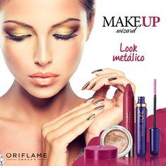 Te gusta este look pero no estás segura si te queda bien… ¡Déjanos ayudarte! Baja la aplicación #MakeupWizard de Oriflame en tu celular y compruébalo tú misma.