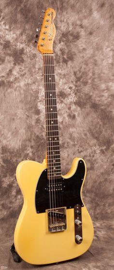 1967 Fender Telecaster-Aged Olympic White