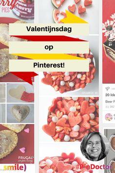 Valentijnsdag op Pinterest, 'love is in the air!' Blog door @suuswartenbergh