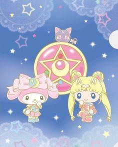 My Melody x Sailor Moon