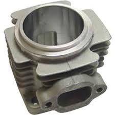 moto istruzione per l'uso : il motore a quattro tempi  - il cilindro