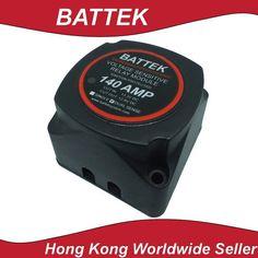 lynx 95 amp battery isolator 08770 at autozone com solar voltage sensitive relay smart battery isolator 12v 140a dual sense caravan solar