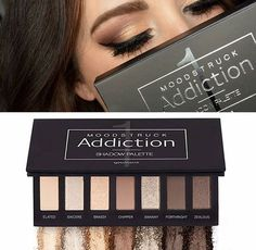 addiction eye shadow pallet from Younique. Order from me today youniqueproducts.com/yamilanicole