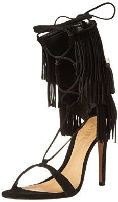 Schutz Kija Sandal in Black