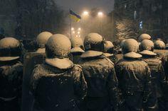 EuroMaidan; Kyiv, Ukraine 2013 - Stunning Photos Of The Ukrainian Protests