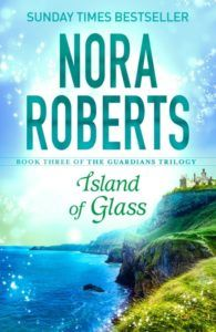 Island of Glass. The dramatic conclusion to the Guardians trilogy - a novel of love, magic and friendship set in County Clare, Ireland - from number one bestseller Nora Roberts. New Books, Books To Read, Nora Roberts Books, County Clare, Vampire Books, Warrior Spirit, Michael Trevino, Horror Books, Fiction Books