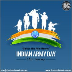 Let's celebrate #IndianArmyDay by saluting all the heroes for their bravery, dedication, and patriotism.  #IndianArmy #ArmyDay2020 #nationalarmyday #socialmediamarketing #DigitalMarketing #digitalart #graphicdesign #marketingagency