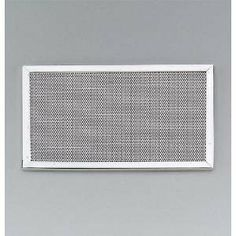 """GE JX81A Microwave and Range Charcoal Filter - WB2X9883 by Samsung. $8.29. 6-1/8"""" x 11-1/8 x 3/8 charcoal filter."""