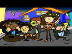 Mariachis - Las Mañanitas  Awesome number practice Great to play when you have a bday in class.